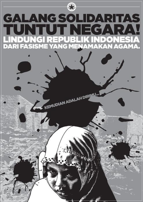 Galang Solidaritas Tuntut Negara!