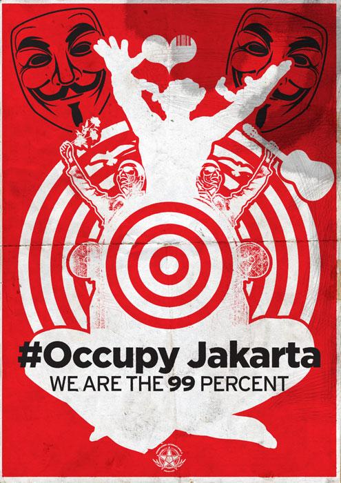 #Occupy Jakarta