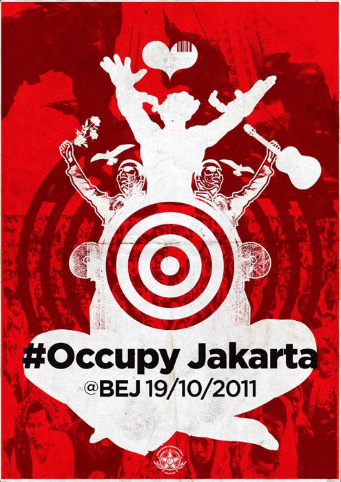 #OccupyJakarta-BEJ19102011