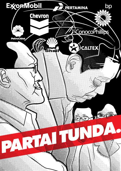 Partai Tunda