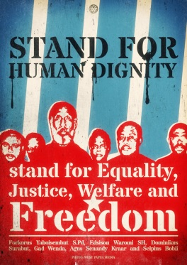 Papua-Stand-for-Human-Dignity