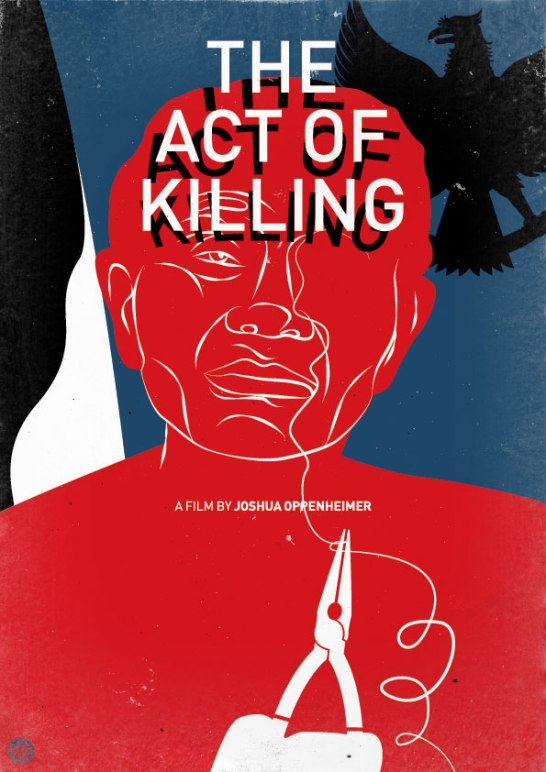 The Act of Killing (the face)