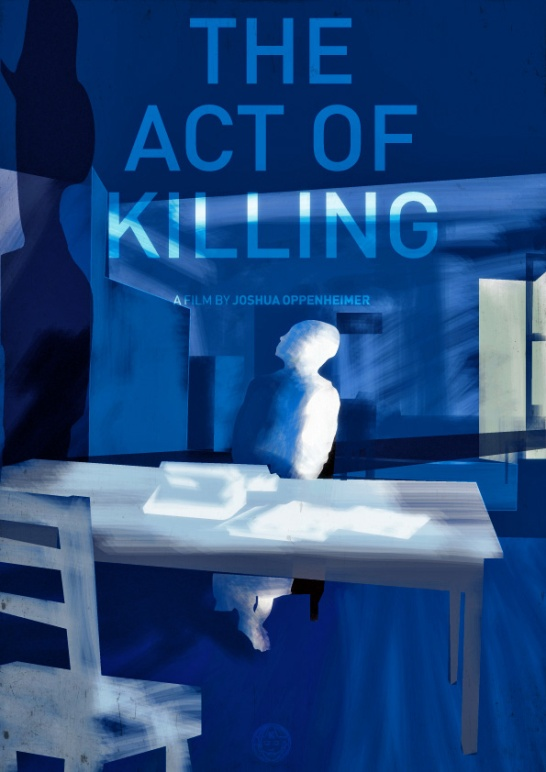 The Act of Killing (the room)