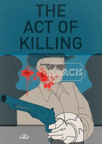 The Act of Killing (ticket seller)