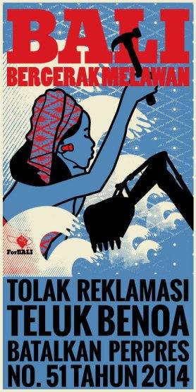 Bali Tolak Reklamasi