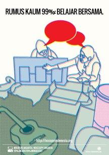 #dudukijakarta-belajarbersama