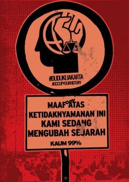 #dudukijakarta-Maaf@0