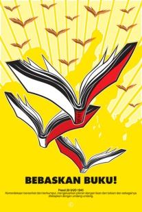Bebaskan Buku