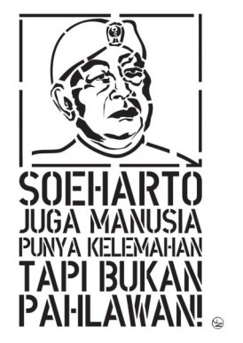 Soeharto_Bukan_Pahlawan