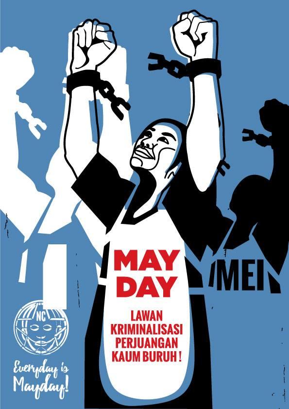 6-1-mei-lawan-kriminalisasi-perjuangan-kaum-buruh-everydayismayday-posternobodycorp