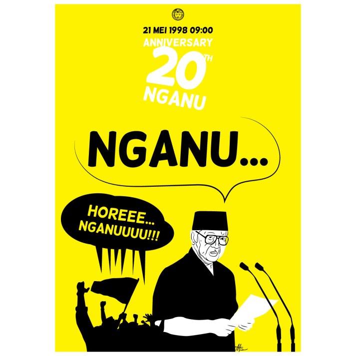 Soeharto-21Mei98-Nganu